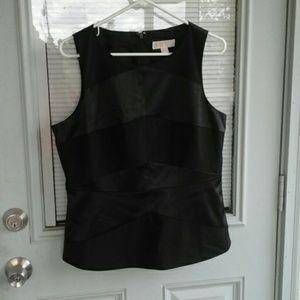 Black women's dress top